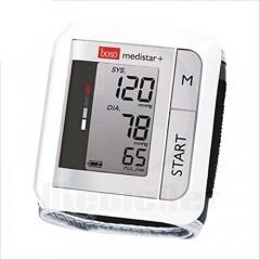 boso Medistar+, vollautomatisches Blutdruckmessgerät für Handgelenk