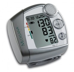 MEDISANA HGV Handgelenkblutdruckmessgerät (sprechend)